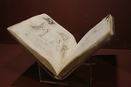 Degas Sketchbook