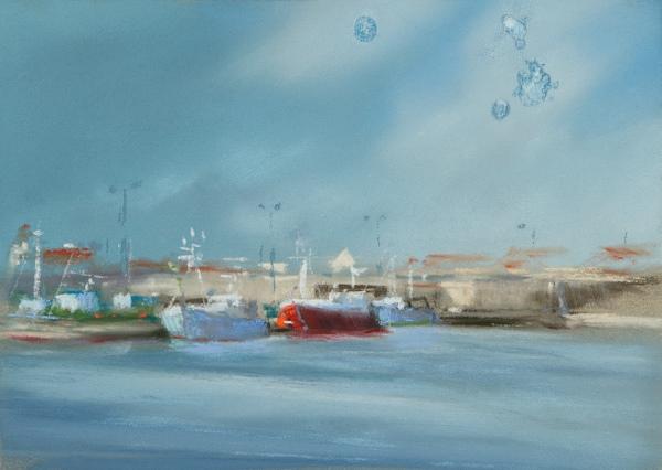 Plein Air in Skagens Hafen