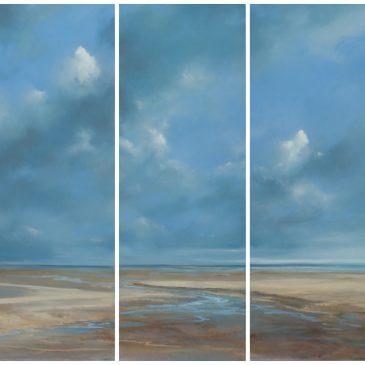 Endless Sky (Triptychon)
