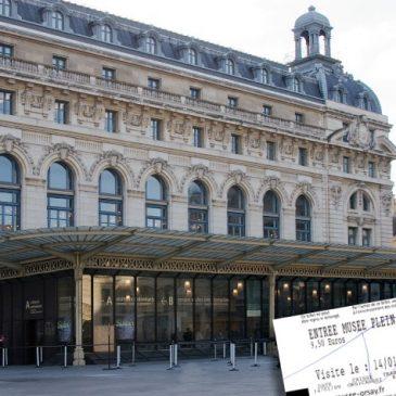 Sehen: Originale im Musée d'Orsay / Paris