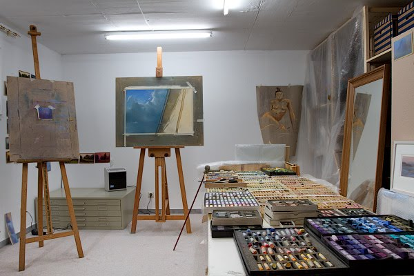 Atelier Einrichten mein atelier astrid volquardsen