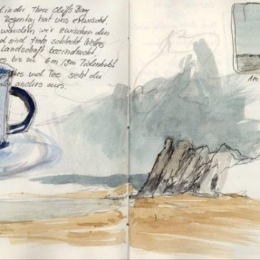Wales – Three Cliffs Bay