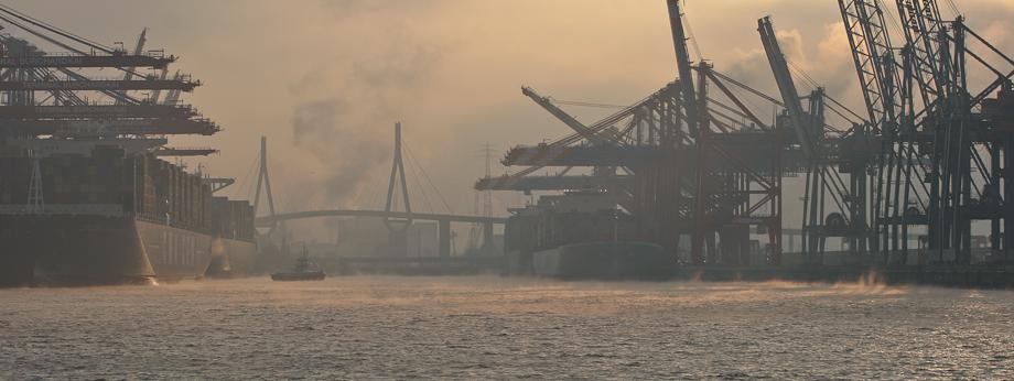 Hamburger Hafen Waltershof
