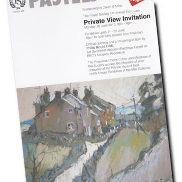 Pastel Society UK Annual Exhibition
