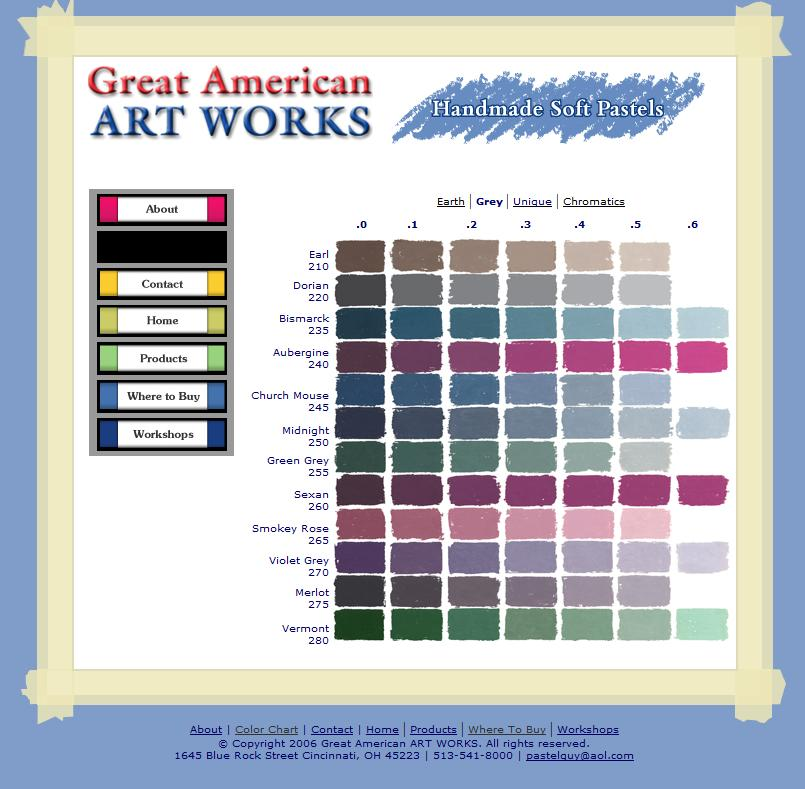 Graukarte Great American