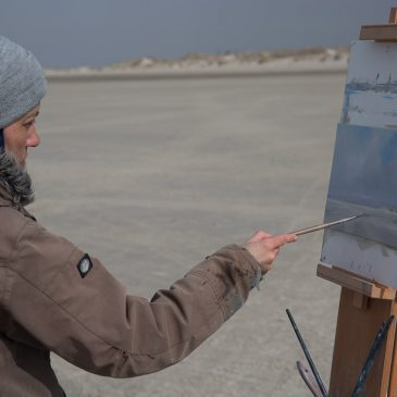 St. Peter Ording Plein air