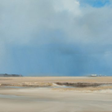 St. Peter Ording: April Shower