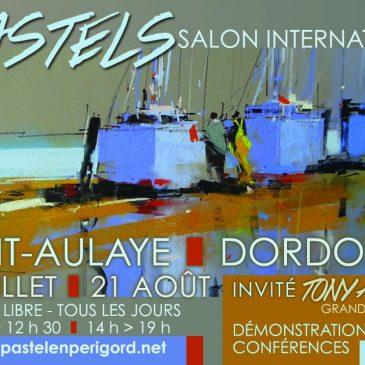 Pastel En Perigord Ausstellung in Frankreich 2016