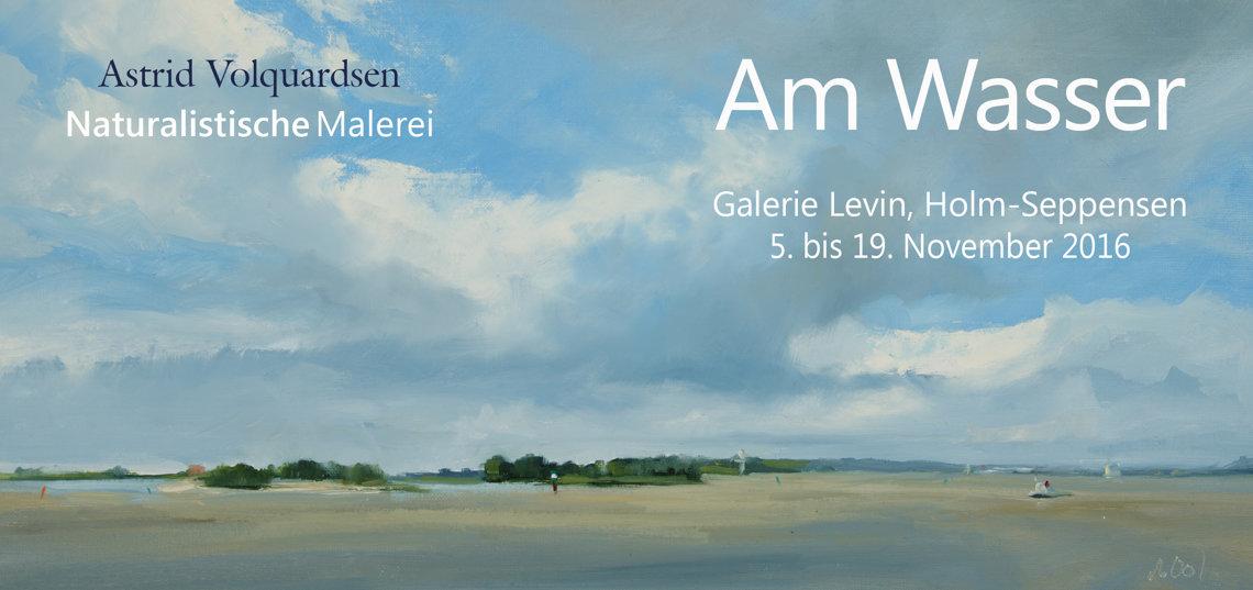 Ausstellung - Am Wasser