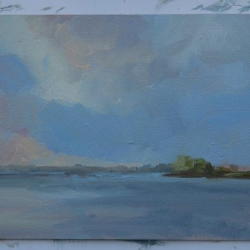 Plein Air: Speed painting