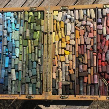 Plein Air Pastell Tips Folge 1: Zusammenstellen eines Sortiments