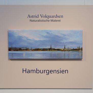 Hamburgensien: Ausstellungseröffnung in der Galerie Levin